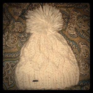 Hollister chunky Knit Winter hat